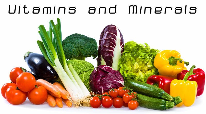 Are You Getting Enough Vitamins And Minerals
